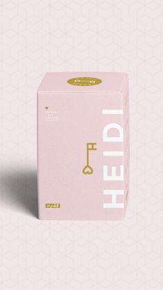 Business Branding, Business Design, Feminine Hygiene, Pink Birthday, Personal Hygiene, Personal Branding, Packaging Design, Pocket, Identity