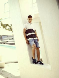 Minimum presenta su colección de primavera en un mood 'fresh' | Male Fashion Trends