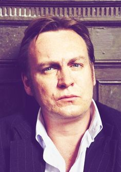 Philip Glenister  Life on Mars and Ashes To Ashes.Loved him on those shows