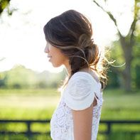 Wedding Hairstyles   Wedding Hairstyle   Long Wedding Hairstyles   Brides.com : Brides