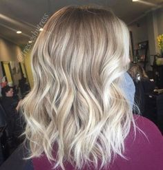 Pictures of Ash Blonde Hair Color