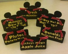 mickey+mouse+baseball+party+decorations | Pinned by Jessica Fyfe