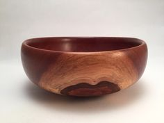 Acacia bowl turned from neighbors stump Bowl Turning, Acacia, Serving Bowls, Decorative Bowls, Woodworking, Tableware, Dinnerware, Tablewares, Carpentry