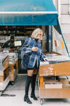 PARIS FALL 18/19 STREET STYLE III | Collage Vintage
