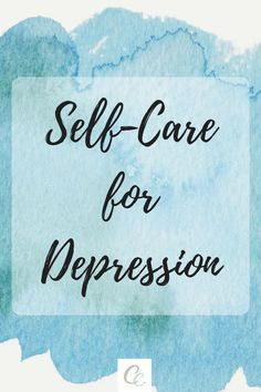 Practicing self-care when you're dealing with depression can seem downright impossible - symptoms like fatigue, a lack of interest, feeling numb, or having trouble concentrating can mean that even the simplest acts of caring for yourself can seem like too much.  That being said, self-care can be an