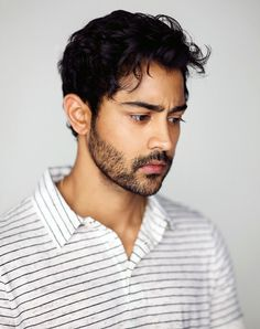 'The Hundred Foot Journey' Manish Dayal For Bello Mag + Exclusive Outtakes Manish Dayal, Beautiful Men, Beautiful People, Pretty People, Donald Glover, Interesting Faces, Male Face, Attractive Men, Character Inspiration
