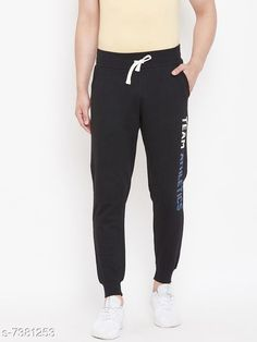 Track Pants Austin Wood Men's Black Printed Slim Fit Track Pants Fabric: Cotton Blend Pattern: Printed Multipack: 1 Sizes:  34 (Waist Size: 34 in Length Size: 41 in Hip Size: 49 in)  36 (Waist Size: 36 in Length Size: 41 in Hip Size: 50 in)  38 (Waist Size: 38 in Length Size: 42 in Hip Size: 51 in)  28 (Waist Size: 28 in Length Size: 39 in Hip Size: 46 in)  30 (Waist Size: 30 in Length Size: 40 in Hip Size: 47 in)  32 (Waist Size: 32 in Length Size: 40 in Hip Size: 48 in)  Country of Origin: India Sizes Available: 28, 30, 32, 34, 36, 38   Catalog Rating: ★4.2 (462)  Catalog Name: Casual Trendy Men Track Pants CatalogID_1184366 C69-SC1214 Code: 292-7381253-9461