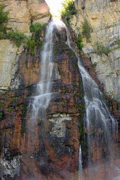 Stewart Cascades- American Fork Canyon, UT