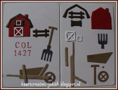 Farm Col1427 - Marianne Design