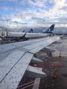 Leaving Boston flying to LA to attend the LA Auto Show