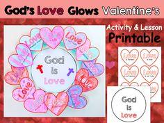 Egglo Printable Valentine's Day Craft | Egglo Entertainment