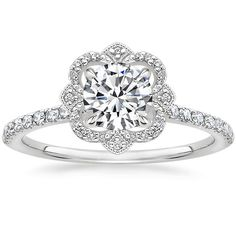 Top Twenty Engagement Rings - REINA DIAMOND RING (1/4 CT. TW.)