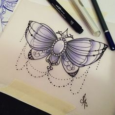 I'd love something like this on a garter around my thigh