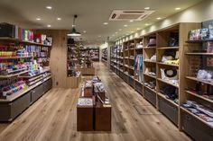 FUTABA store by Space co, Kobe – Japan » Retail Design Blog