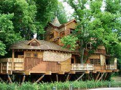 Alnwick Gardens Treehouse