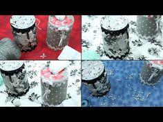 Reciclando Latas de Leite em Pó - YouTube