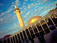 London Central Mosque – London, U.K.