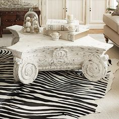 Cullen Collection at Arhaus Greek Inspired Decor Coffee Table