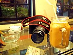 Coffee and My Camera is my Solution when i had problem :)