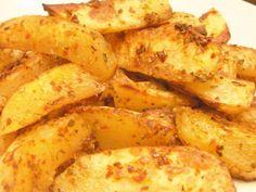 Fırında Soslu Patates Tarifi   Tarif Sandığı Yemek Tarifleri