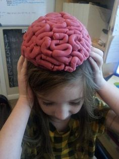 Learn how to make this cool brain and other awesome human body experiments. Semester of Science: The Human Body Part 3 — National LDS Homeschool Association