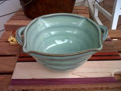 Squared Serving Bowl