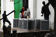 Village solar electrification