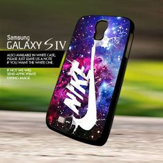 Nike Nebula Galaxy - For Samsung Galaxy S4 Case Cover | onlinecustomshop - Accessories on ArtFire