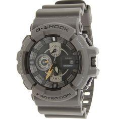 Casio G-Shock G100 Watch (grey) GAC100-8ACR - $159.99