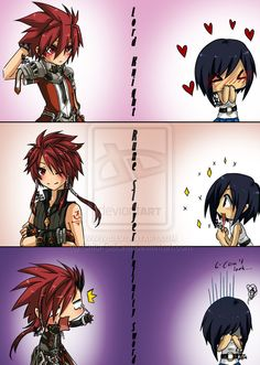 [ElswordOnline] JobClassDesign Reactions [Elsword] by ChibiSalLina.deviantart.com on @deviantART