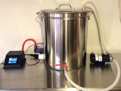 picoBrew E-BIAB Automated Electric Brew-in-a-Bag Home Brew System