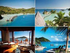 Ten best all inclusive resorts in Fiji.