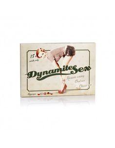 Jogo Romântico Dynamite
