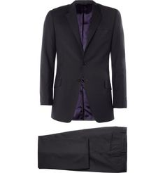 Paul Smith London Navy Byard Slim-Fit Wool and Mohair-Blend Travel Suit