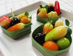 Look Choup - DELETABLE IMITATION FRUITS