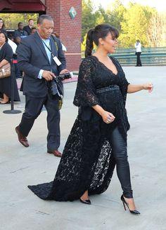 Celebrity Kim Kardashian News, Latest Kardashian Pics: Red Carpet Premiere Film Tyler Perry's Temptation in Atlanta: http://www.thecelebrityreview.com/