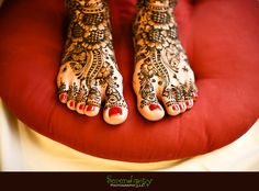 Feet.  Indian Wedding Tattoos. Google Image Result for http://www.serendipity-photography.com/blog/20101220/St_Regis_Hotel_Houston_Indian_Wedding_Photography_PujaRahul_serendipity_0100.jpg