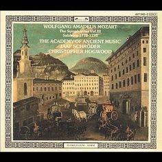 Mozart: Symphony In A Major K134-Allegro - The Academy of Ancient Music & Jaap Schröder & Christopher Hogwood