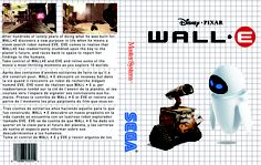 Game cover art cover for Walle