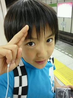 Cute Japan Boy
