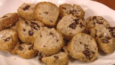 Social media is full of raves for the salted butter chocolate chunk shortbread cookies.