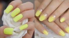 Lemon nails: Η νέα τάση στα νύχια για την Άνοιξη του 2020 είναι γεγονός! Δες μοναδικά σχέδια Nails, Finger Nails, Ongles, Nail, Nail Manicure