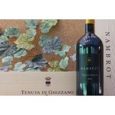 """""""Tenuta di Ghizzano"""" Nambrot 2006 - MAGNUM - Rosso di Toscana IGTprodotto con uve da agricoltura biologica"""
