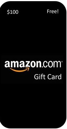 How To Get 100 Free Amazon Gift Card Free Gift Cards Online Amazon Gift Card Free Free Amazon Products