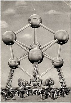 Expo 58 Brussels
