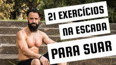 21 EXERCÍCIOS NA ESCADA DE ALTA INTENSIDADE + FORÇA | XTREME 21