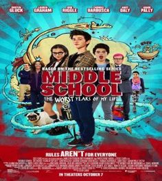 Watch Middle School The Worst Years of My Life 2016 Full Movie Online Free Streaming HD