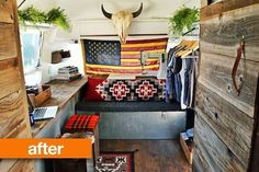 Airstream Rehab to Charm Even the Harshest Hipster Critic An Airstream Rehab to Charm Even the Harshest Hipster Critic .An Airstream Rehab to Charm Even the Harshest Hipster Critic . Airstream Decor, Airstream Renovation, Airstream Interior, Vintage Airstream, Airstream Trailers, Vintage Trailers, Airstream Remodel, Travel Trailers, Trailer Interior