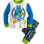 Monster University Character Clothing for Little & Big Kids