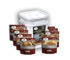 Wise Food Storage Reviews Augason Farms 300Servings 30Day Food Storage Emergency Allinone